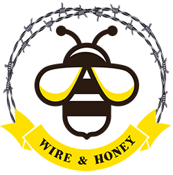 wire_honey_white_bg